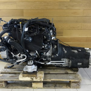 Land Rover pt204 motor