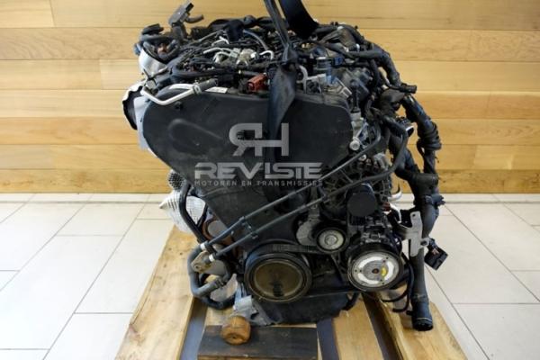 Audi CNH Motor