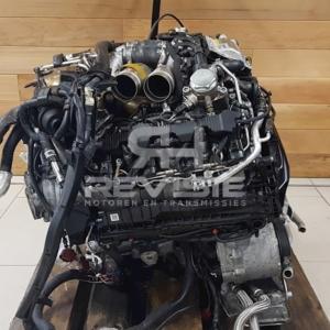 Audi CWU motor