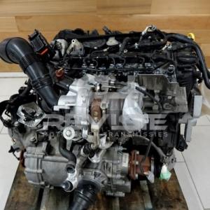 Audi CWZ Motor