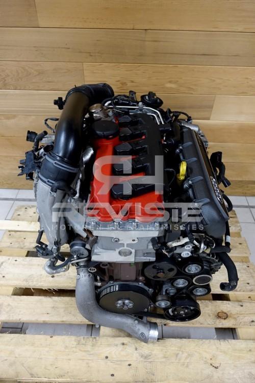 Audi RS3 CZG motor