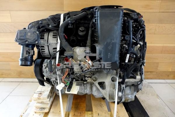 BMW N57D30A motor