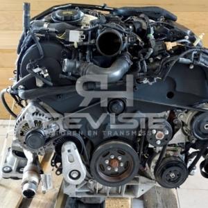 Jaguar 306DT motor