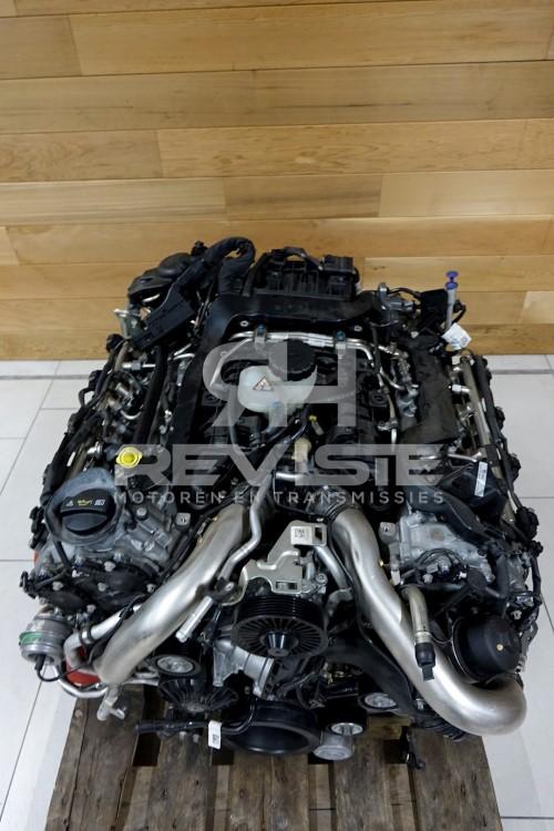 Mercedes 157985 motor