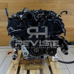 Land Rover 306DT motor