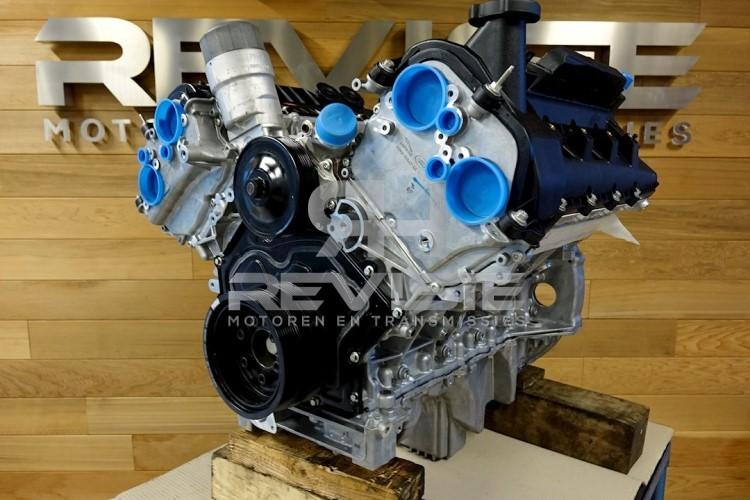 Land Rover 508ps motor nieuw