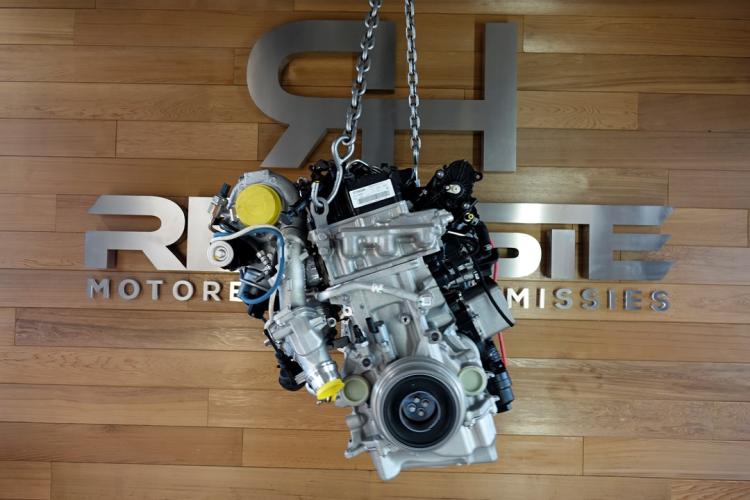 BMW D47D20A motor nieuw